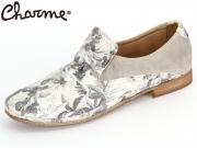 Charme Charme 2861 E 2861E-17 weiss kombi Leder