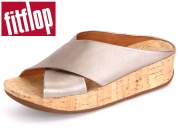 fitflop Kys Slide E31-012 bronze Leder