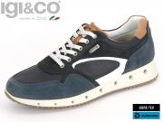 Igi&Co 77160-00 ULSGT 7716 navy blue chiaro Scamosc-Na.Soft