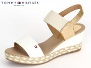 Tommy Hilfiger Elba 33C2 FW0FW00732-1285-901 whisper white gold