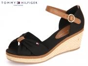 Tommy Hilfiger Elba 40D FW0FW00906-1285-990 black