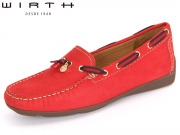 Wirth Albany 35308-242159 wiston red navy red Nobuck Gorgurao