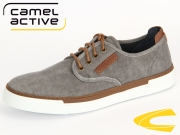 camel active Racket 460.14.01 grey Washed Canvas