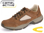 camel active Evolution 138-11-20 timber Suede Mesh