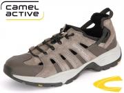 camel active Evolution 138.21.10 dk grey Nappa PU Suede