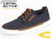 camel active Racket 460.14.05 navy Washed Canvas