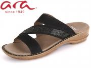 ARA Hawa 12-37299-01 schwarz Nubuk Heaven