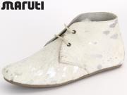 Maruti Gimlet 66.1072.05 ZG2 splash white silver Hairon Leather