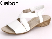 Gabor 64.550-21 weiss Nappa