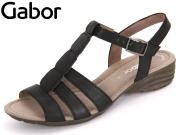 Gabor 64.558-57 schwarz Tucson