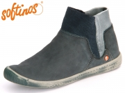 Softinos Ime IME335S0F petrol Washed Leather