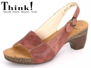 Think! Traudi 80567-33 rosa kombi Capra Rustico