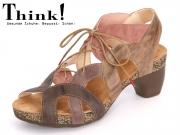 Think! Traudi 80576-46 stone kombi Capra Rustico