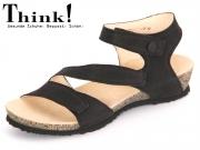 Think! Dumia 88370-00 schwarz Capra Grasso