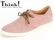 Think! Seas 80042-33 rosa kombi Calf Nubuk