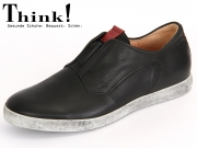 Think! Kenidi 80626-09 schwarz Soft Calf Veg