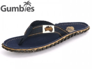 Gumbies GUMBIES Australian Shoes GUMBIES dark denim