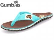 Gumbies GUMBIES Australian Shoes GUMBIES brown retro