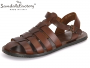 The sandals factory M5047 marrone Vacchetta