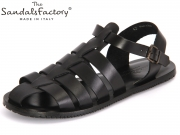 The sandals factory M5047 nero Vacchetta