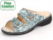 Finn Comfort Sansibar 02550-555183 aqua Zamo