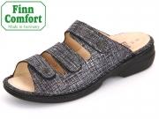 Finn Comfort Menorca S 82564-538297 argento Doyle