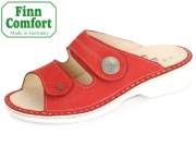 Finn Comfort Sansibar 02550-373147 red Patagonia