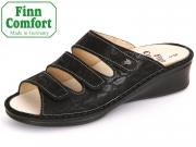 Finn Comfort Cremona 02665-554099 schwarz Wipeg
