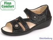 Finn Comfort Sintra S 82585-554099 schwarz Wipeg