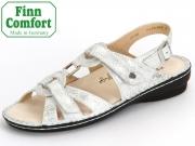 Finn Comfort Timor S 82801-551297 argento Polvere