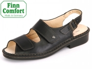Finn Comfort Tahiti 02404-014099 schwarz Nappaseda