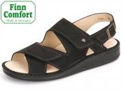 Finn Comfort Toro-S 81528-260099 schwarz Cherokee