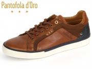 Pantofola d Oro Levigno Uomo low 10171015JCU tortoise shell