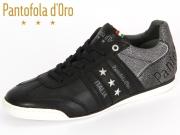 Pantofola d Oro Imola Funky Uomo Low 1017103425Y black