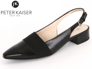 Peter Kaiser Lissil 22725-100 schwarz Chevro