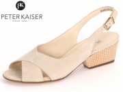 Peter Kaiser Este 95729-870 sand sabbia Suede Topic