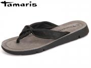 Tamaris 1-27124-38-001 black Leder