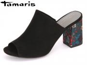 Tamaris 1-27218-38-001 black Textil