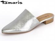 Tamaris 1-27304-38-933 silver metallic Leather