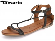 Tamaris 1-28043-28-001 black Leder