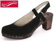Softclox Valerie S3210-01 schwarz Kaleido Kaschmir