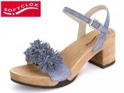 Softclox Nadja S3383-02 blue Kaleido Kaschmir