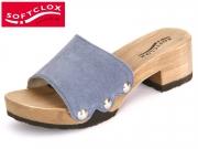 Softclox Pia S3376-05 blue Kaleido Kaschmir
