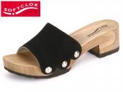 Softclox Pia S3376-08 schwarz Kaleido Kaschmir