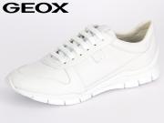 Geox Sukie D52F2A-00085-C1001 white Nappa