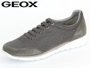 Geox Damian U720HB-01422-C1006 grey Mesh Scamosciato
