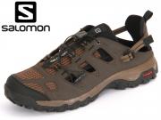 Salomon Evasion L37955400 brown black Textil
