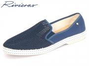 Rivieras 2014 bleu Textile