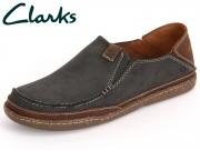 Clarks Trapell Form 261150597 navy Nubuck