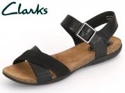 Clarks Autumn Air 261237894 black combi Leather